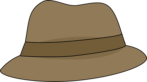Drawn hat Clip Hat Detective Art Detective