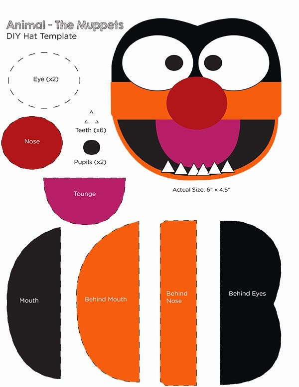 Costume clipart fancy dress 79 One on Muppets Animal
