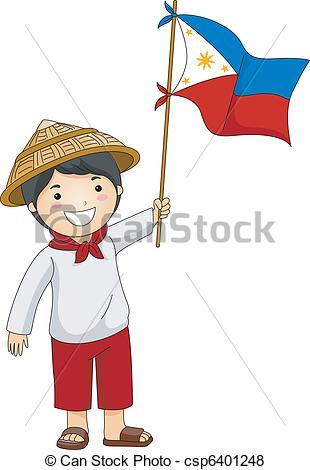 Philipines clipart philippine nationalism Independence Illustration Day Philippine Filipino