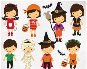 Costume clipart halloween child Art Costume Clipart Quotes Halloween
