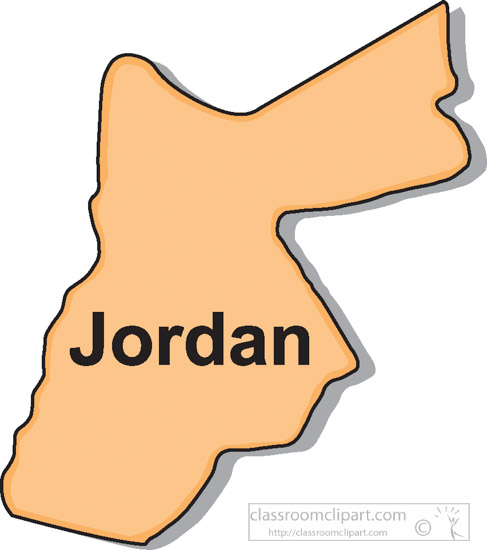Country clipart jordan Map Search Jordan Pictures Maps