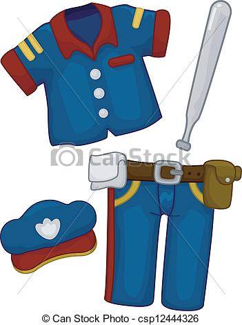 Uniform Clipart Uniform Police Download