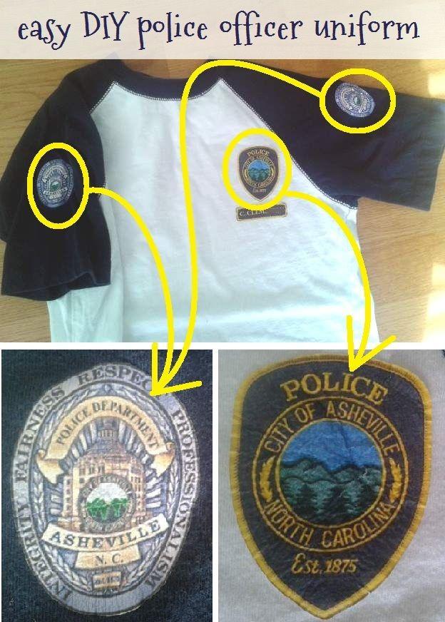 Costume clipart policeman uniform & Police DIY police for