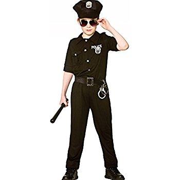 Costume clipart policeman uniform Uniform Kids Boys 10 &