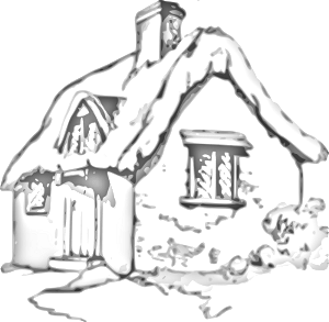 Cottage clipart thing Art Cottage Download Cottage Clip
