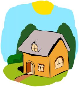 Cottage clipart Clip Download Cottage Art Cottage