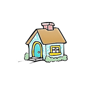 Cottage clipart hous Free Cottage Clipart on Art