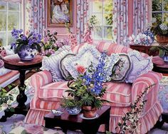 Cottage clipart coming home Paintings Pin Paintings Find &