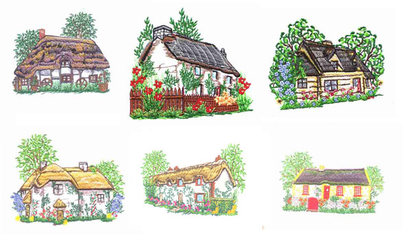 Cottage clipart thatched Clip on OUT Download Thatched