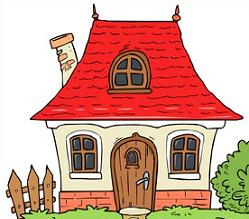 Cottage clipart thing Free Cottage Clipart Cottage