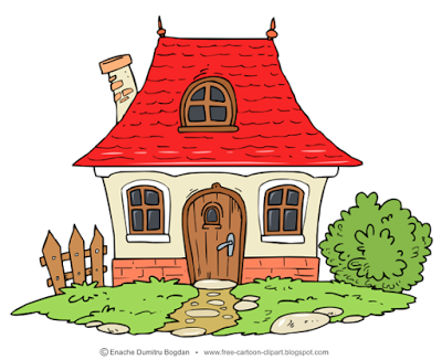 Cottage clipart thing Cartoon Free Cartoon No Images