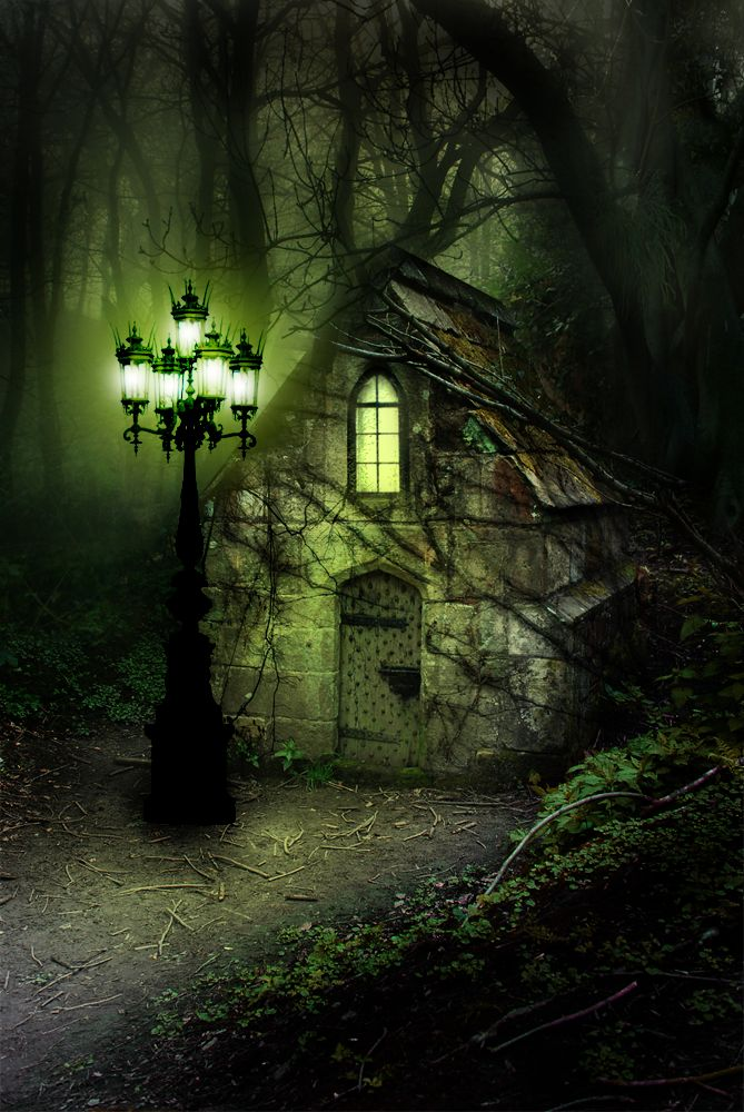 Cottage clipart witch house House backyard  be cool