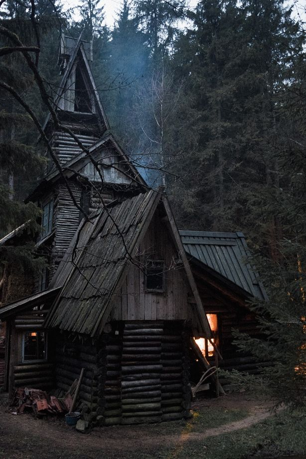 Cottage clipart witch house Way 25+ this like looks
