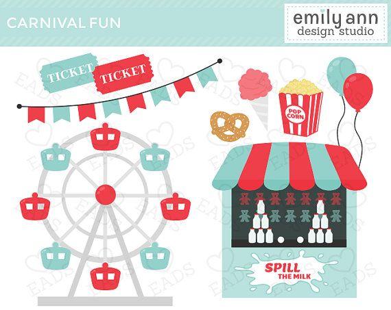 Ferris Wheel clipart amusement park rides SALE best Cute 50% Clipart