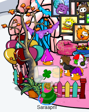 Cotton Candy clipart club penguin FOR of matter Penguin: HURRAY