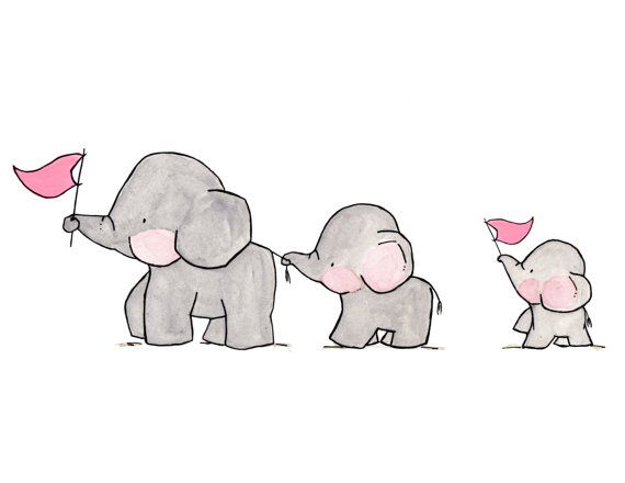 Cotton Candy clipart elephant Best Parade baby ohhellodear Print