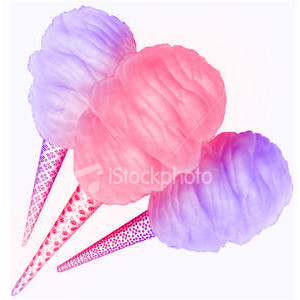Cotton Candy clipart transparent background Candy Candy like sweet Polyvore