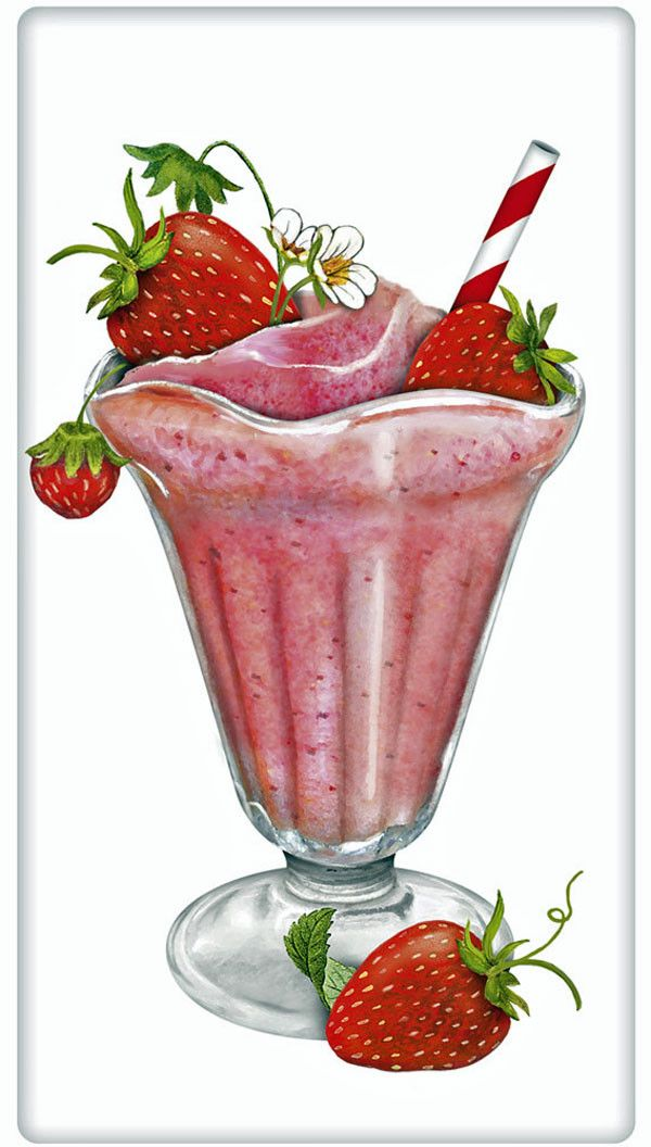 Smoothie clipart pink Art best on food Flour