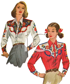 Coture clipart clothes Royalty Clothes Clothes Vintage Clipart