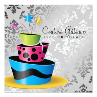 Coture clipart cultural awareness Gâteaux Zazzle Couture 311 Gift