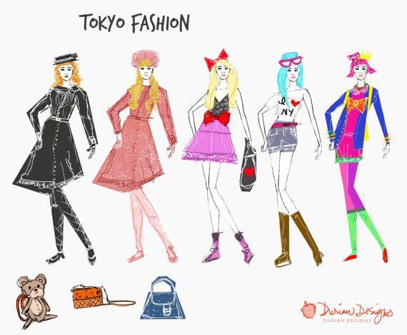Coture clipart diverse student Use fashion Cuteass Fashion clothes
