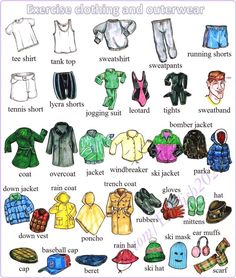 Coture clipart esl Using pictures English with