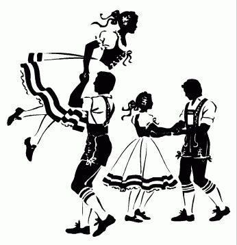 Coture clipart german German Vector Pinterest about Dances