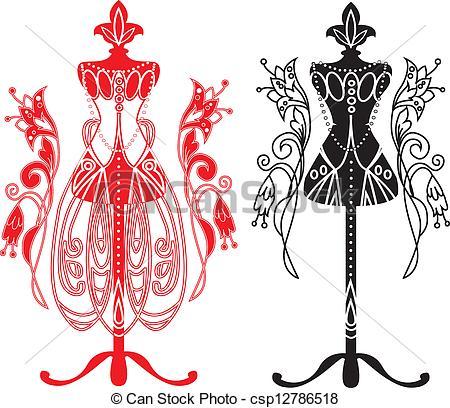Coture clipart graphic Clipart Couture Clip Art Art
