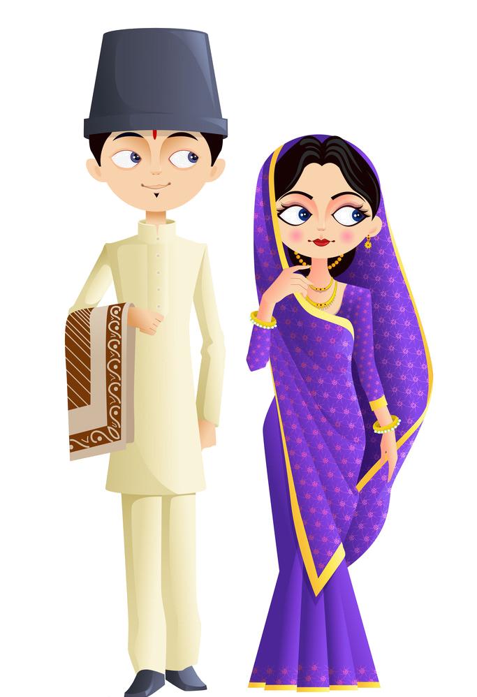Coture clipart indian couple Comes  CouplesWedding 8 WeddingWedding