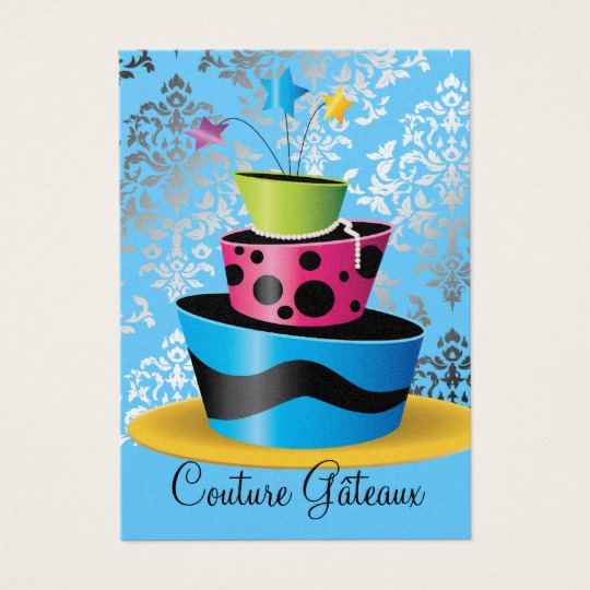 Coture clipart multi Card Multi Blue Business Couture