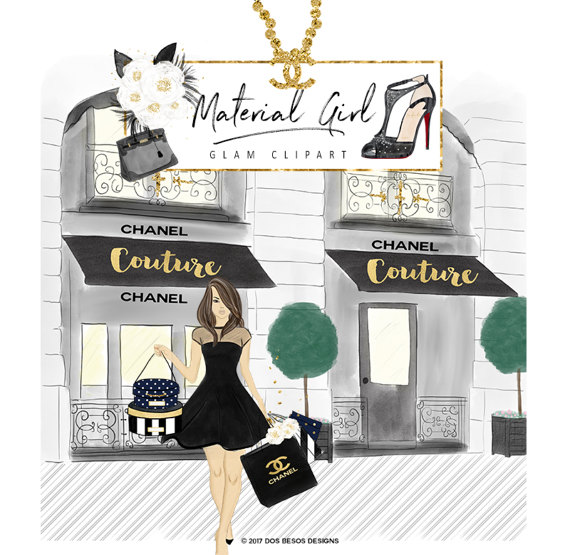 Coture clipart respect Bonus Material Fashion Designer Fashion