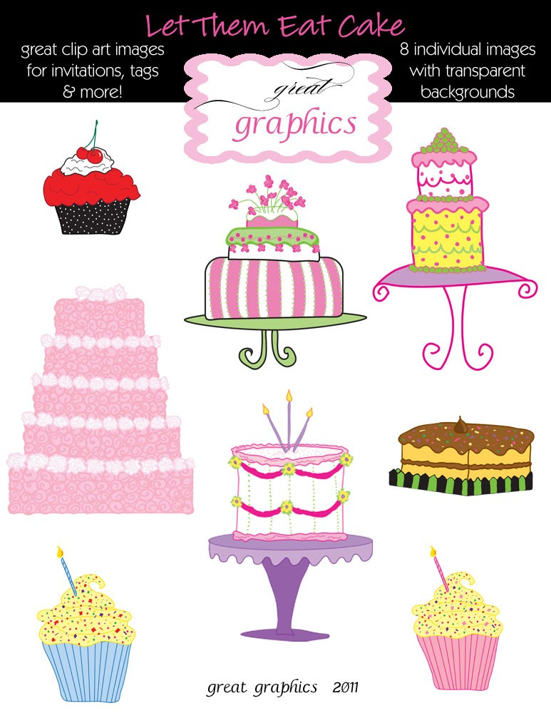 Coture clipart responsibility Clipart Birthday Cake Instant Cake