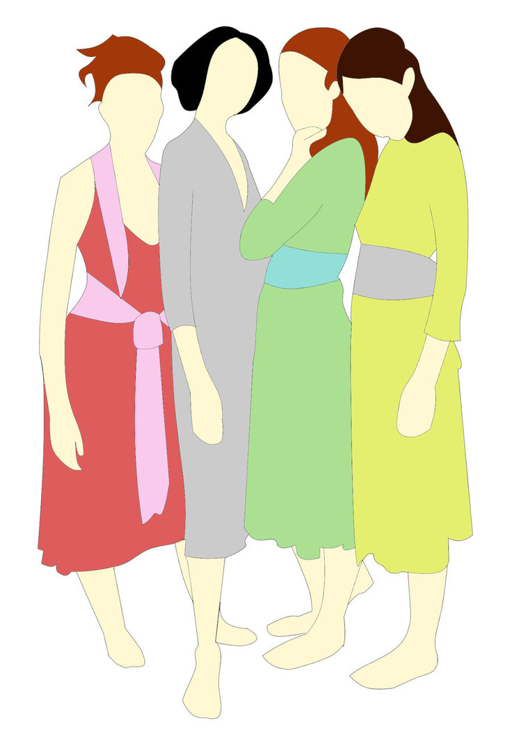 Coture clipart sibling 4 Sisters <3 images Pinterest