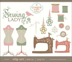 Coture clipart social justice Clip  clip craft sewing