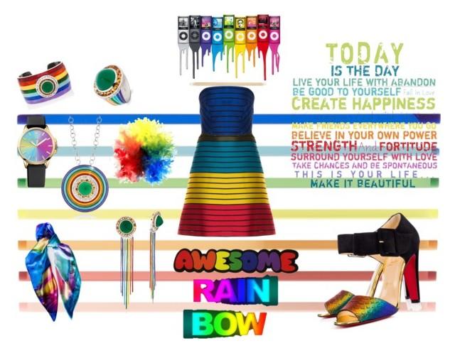 Coture clipart universal Rainbow#art#colour