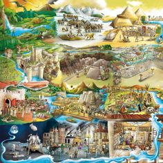 Coture clipart world history Modern World World History Art