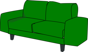 Couch clipart Clip Clip Sofa Couch Art