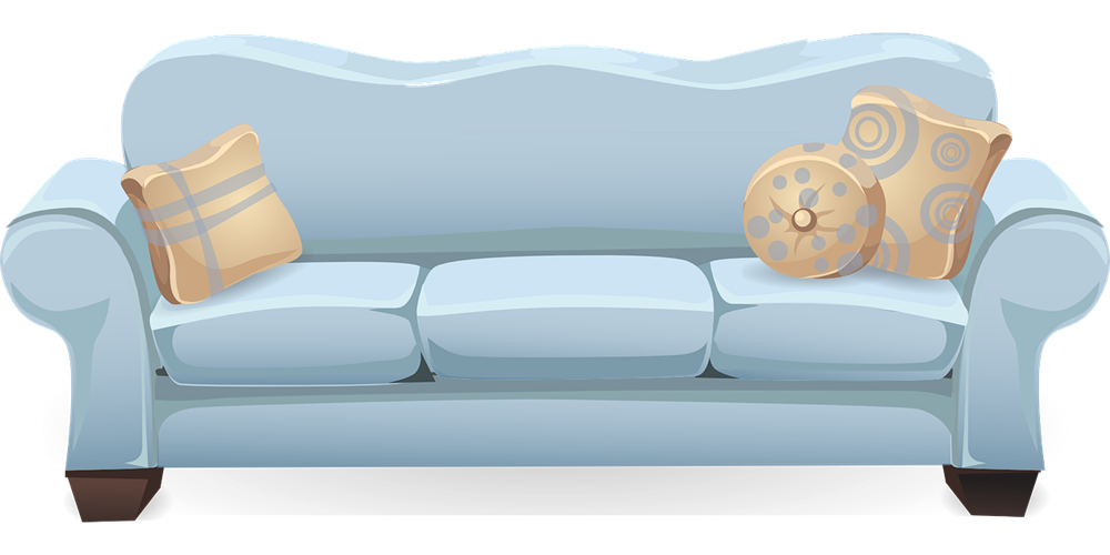 Couch clipart Art Clipart Couch Clip Images