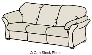 Drawn sofa made Clipart Savoronmorehead Iransafebox Free Sofa