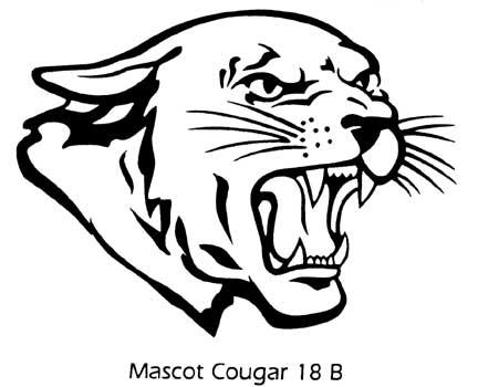 Cougar clipart Clipart 3 Clipartix free clipart