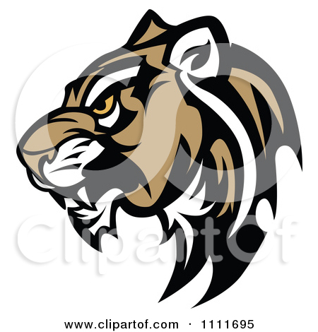 Lion clipart tough #4