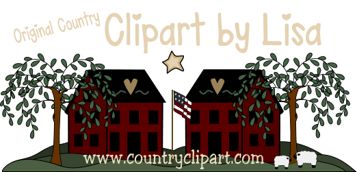 Country clipart kitchen window Clip by Lisa Clipart Country