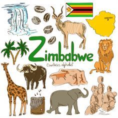 Country clipart african child ' African Culture KidsZimbabweClip Irish
