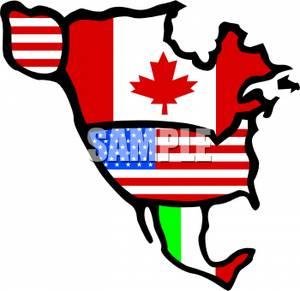 America clipart cartoon Country American Art Library America