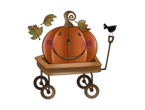 Country clipart autumn Country Clipart Primitive Autumn Clipart