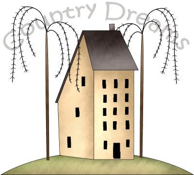 Country clipart beautiful house Saltbox on Pinterest images e
