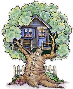 Country clipart beautiful house Pinterest para Imagens png Imagens