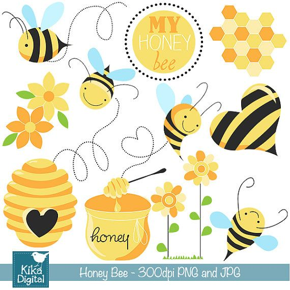 Country clipart bee Clipart country scrapbooking Google Purchase