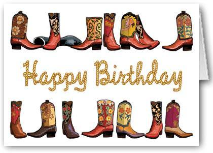Country clipart birthday And and to birthday guy