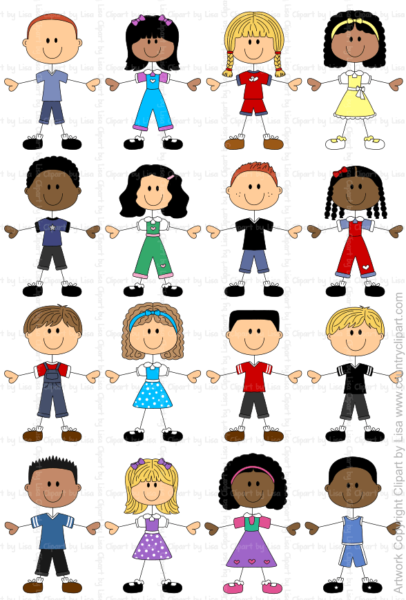 Country clipart child garden Graphics 4 samples and figure